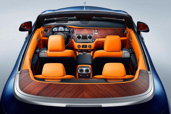 2016 Rolls-Royce Dawn Interior