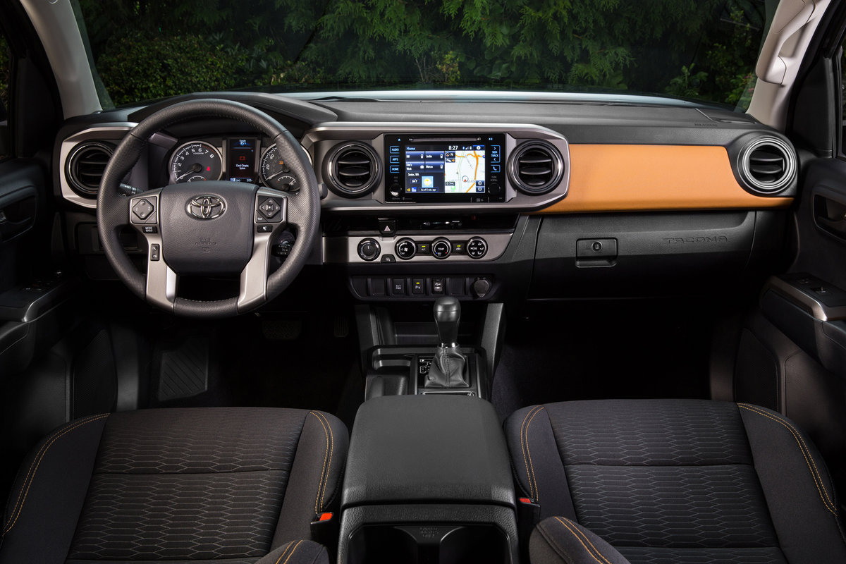 2016 Toyota Tacoma Access Cab Pictures