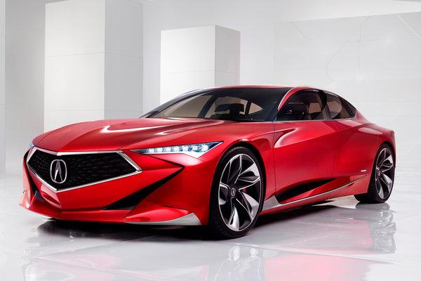 2016 Acura Precision