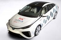 2016 Toyota Kymeta