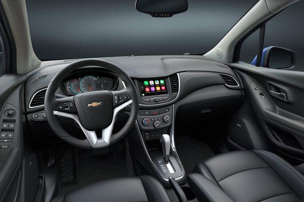 2017 Chevrolet Trax Interior