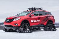 2016 Nissan Murano Winter Warrior