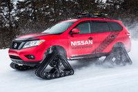 2016 Nissan Pathfinder Winter Warrior