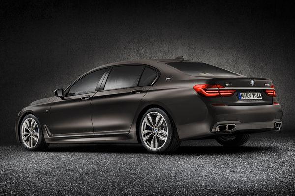 2017 BMW 7-Series