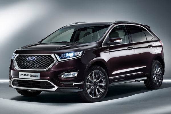 official word ford today at the geneva motor show revealed new ford ...