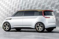 2016 Volkswagen Budd-e