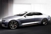 2016 Genesis Hybrid Sports Sedan
