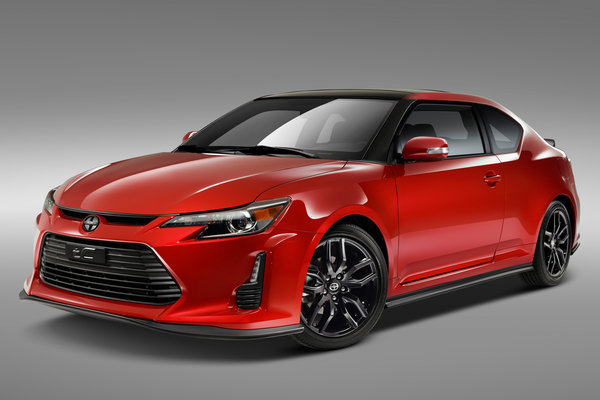 2016 Scion tC RS10