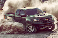 2017 Chevrolet Colorado ZR2 Extended Cab