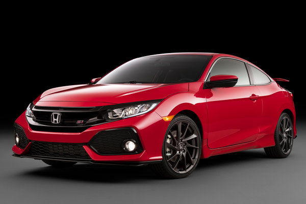 2016 Honda Civic Si Prototype