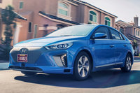 2016 Hyundai Autonomous IONIQ