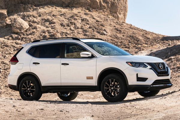2017 Nissan Rogue Rogue One Edition