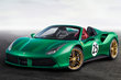 2017 Ferrari 488 Spider 70th Anniversary special edition