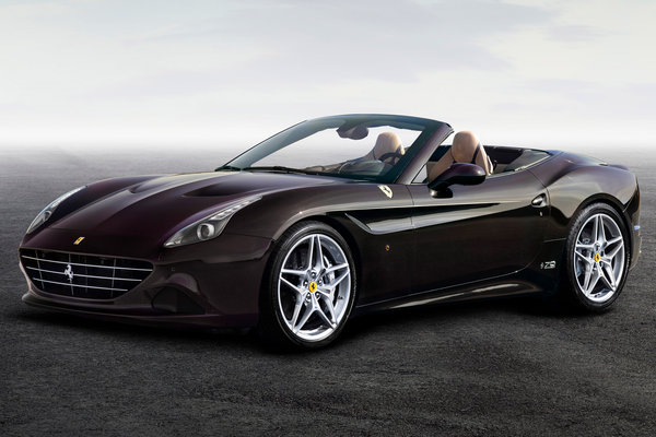 2017 Ferrari California 70th Anniversary special edition