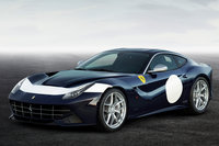 2017 Ferrari F12berlinetta 70th Anniversary special edition