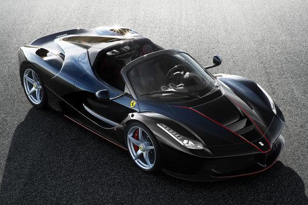 2017 Ferrari LaFerrari Aptera
