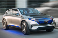 2016 Mercedes-Benz Generation EQ