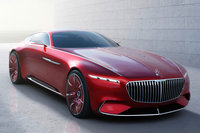 2016 Mercedes-Benz Vision Mercedes-Maybach 6