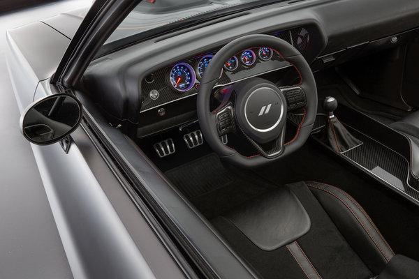 2016 Dodge Shakedown Challenger Interior