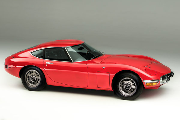 1969 Toyota 2000GT