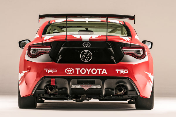 2016 Toyota GT86 CS-Cup