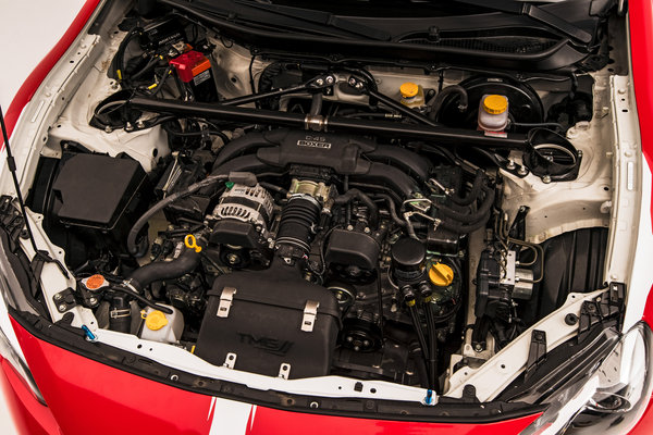 2016 Toyota GT86 CS-Cup Engine