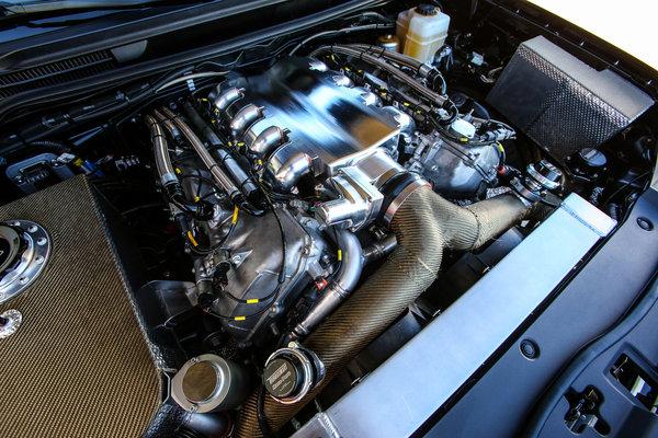 2016 Toyota Land Speed Cruiser Engine