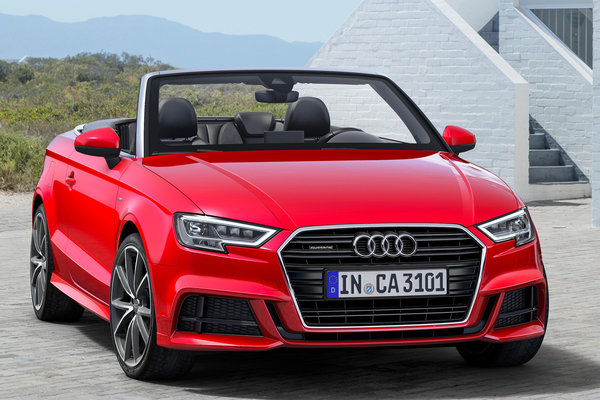 2017 audi a3 cabriolet information. Black Bedroom Furniture Sets. Home Design Ideas