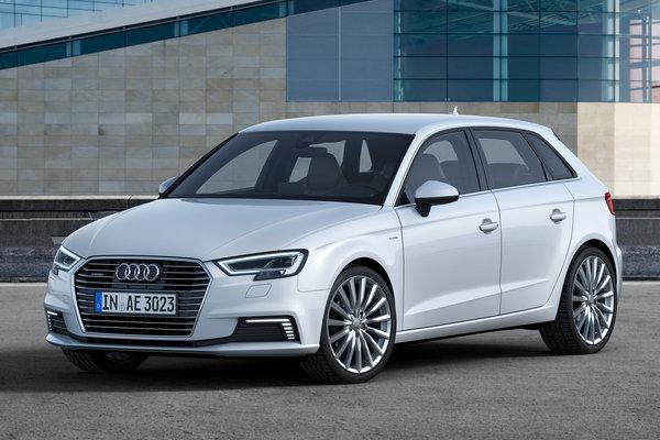 2018 Audi A3 Sportback