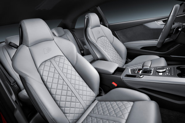 2017 Audi A5 coupe Interior