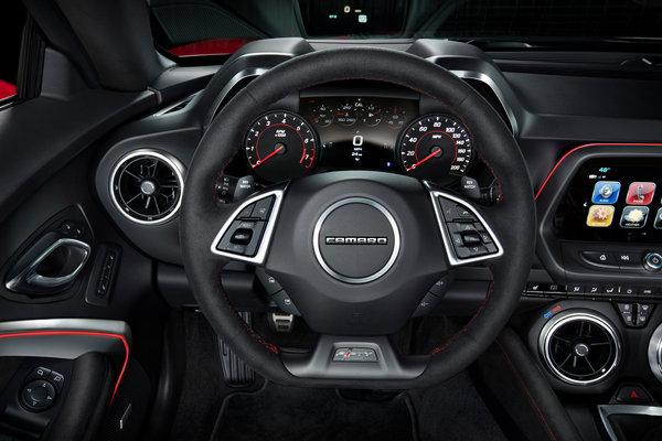 2017 Chevrolet Camaro ZL1  Instrumentation