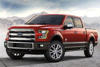 2017 Ford F-150 King Ranch Crew Cab