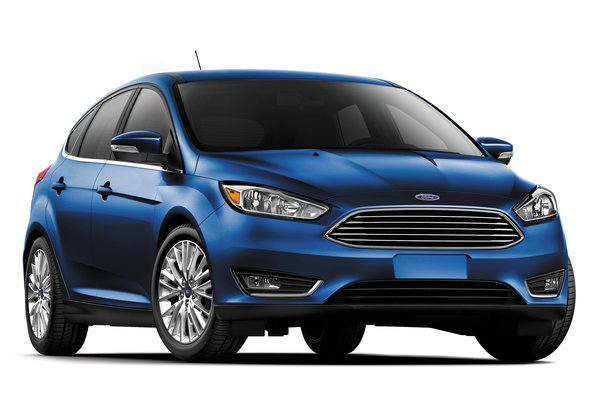 2018 Ford Focus 5-door