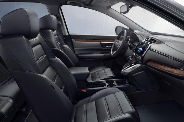 2017 Honda CR-V Interior