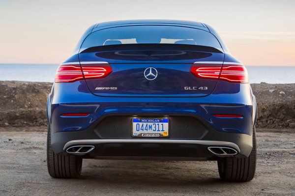 2017 Mercedes-Benz GLC-Class AMG GLC43 Coupe