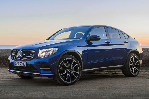 2017 mercedes benz glc class coupe information for 2017 mercedes benz glc class mpg