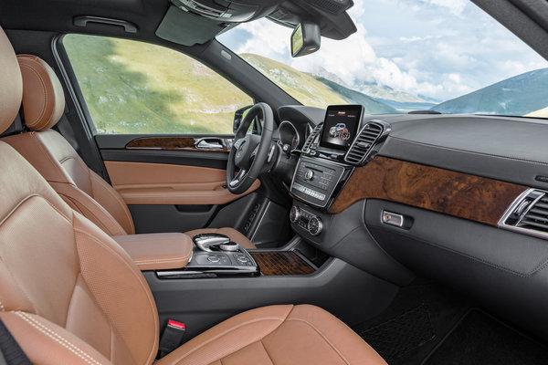 2017 Mercedes-Benz GLS-Class Interior