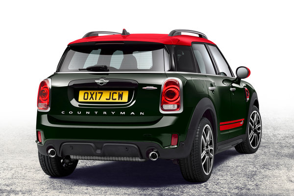 2017 Mini Countryman John Cooper Works ALL4