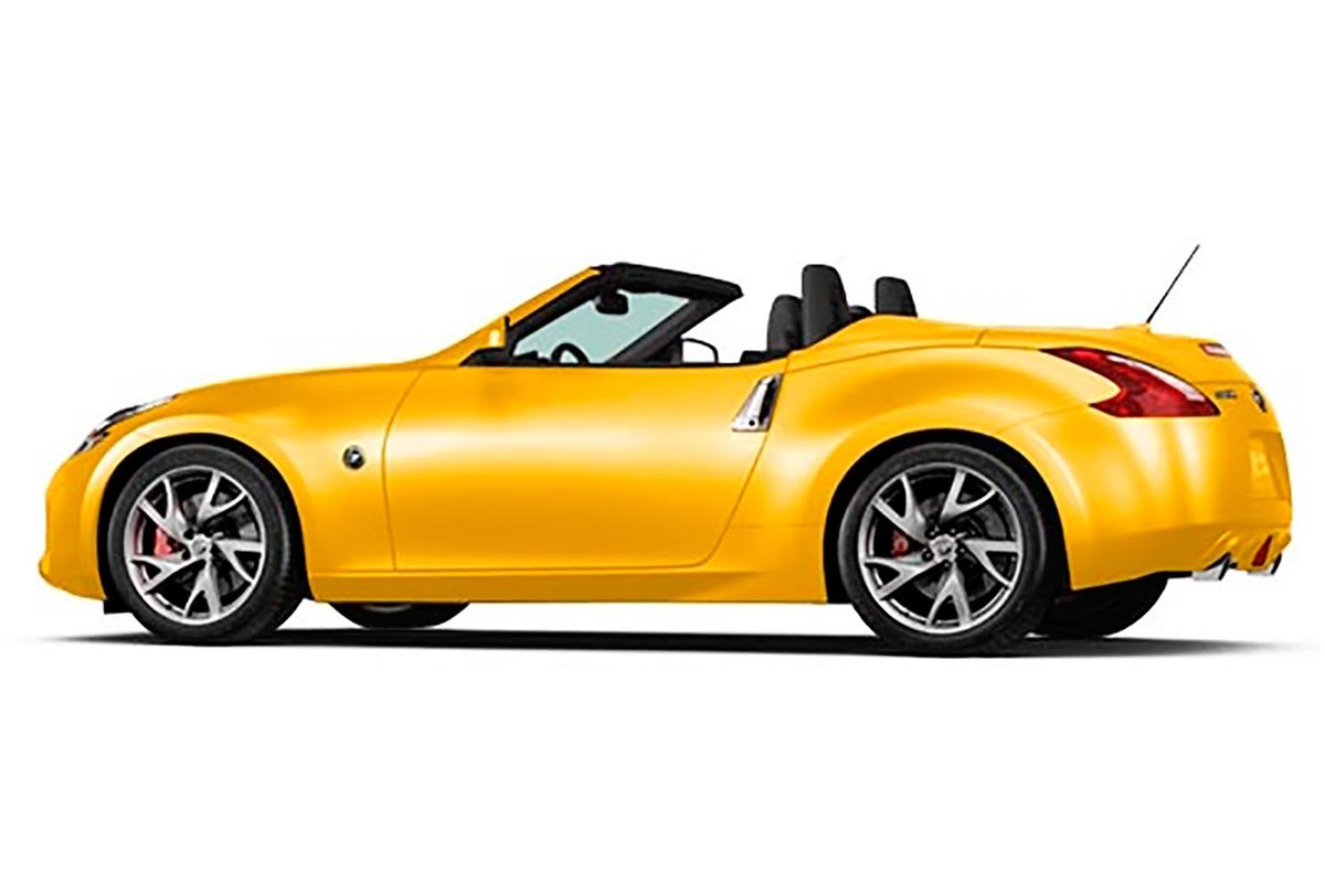 Picture of 2017 Nissan 370Z Roadster