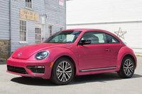 2017 Volkswagen Beetle PinkBeetle