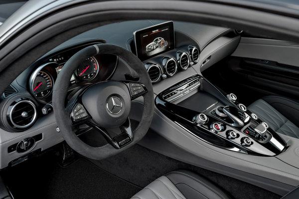2018 Mercedes-Benz AMG GT C Edition 50 Interior