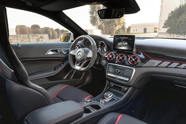 2018 Mercedes-Benz GLA-Class AMG GLA45  Interior