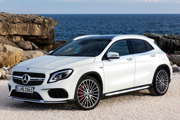 2020 Mercedes-Benz GLA-Class