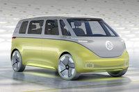 2017 Volkswagen I.D. Buzz