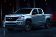 2017 Chevrolet Colorado Crew Cab Redline edition
