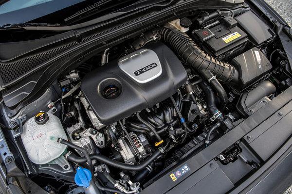 2018 Hyundai Elantra GT Engine