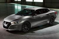 2017 Nissan Maxima Midnight Edition
