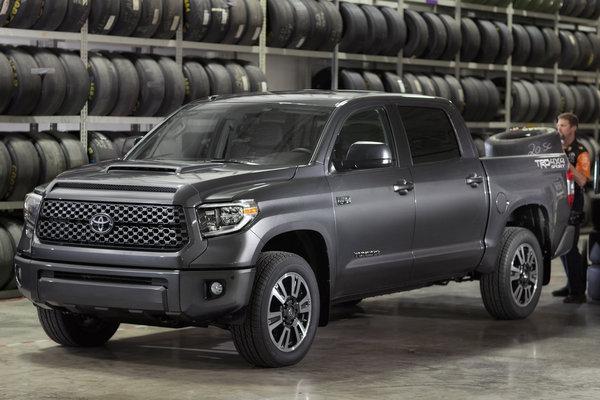 2018 Toyota Tundra Crew Cab