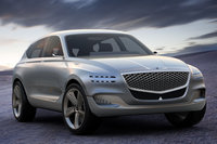 2017 Genesis GV80 Fuel Cell