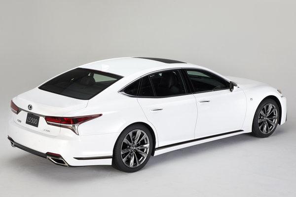 2018 Lexus LS 500 FSport